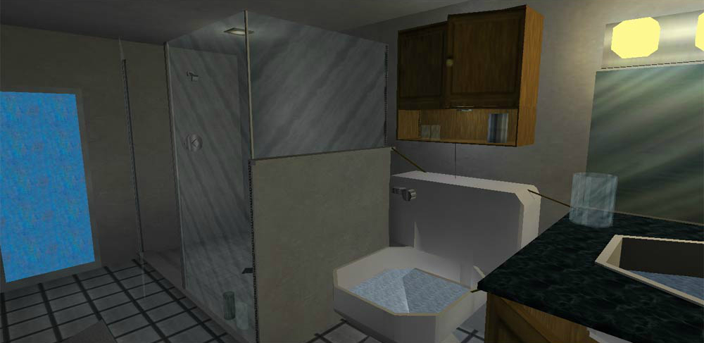 Карта de_bathroom3 для CS 1.6