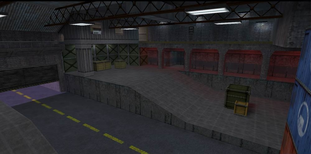 Карта cs_assault32 для CS 1.6